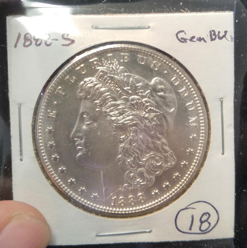 Coin Auction - Monte's Auctions & More Inc