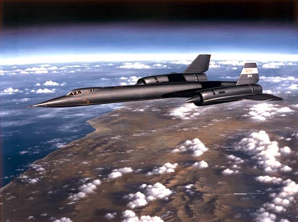 'NASA Art-SR-71' from the web at 'http://www.wvi.com/%7Esr71webmaster/5_81.jpg'