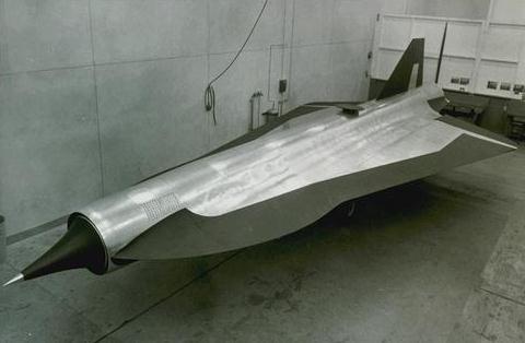 Lockheed D 21 Drone